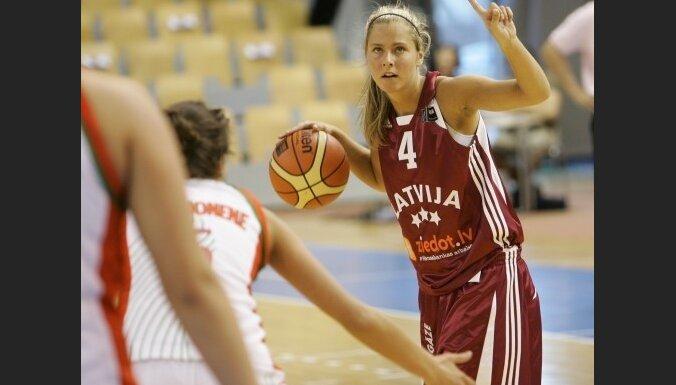 Бабкина в символической сборной ЧЕ (U-20)