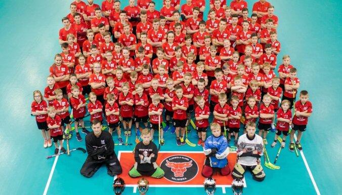 Florbola klubs 'Valmiera' uzsāk sadarbību ar Krievijas komandu