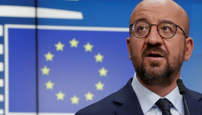 """Глава Евросовета считает Трампа """"человеком прошлого"""""""