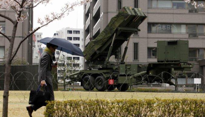 Polija dziras pirkt 'Patriot' raķešsistēmu