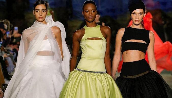 Женщины на коне: какие модные тенденции показали в Нью-Йорке