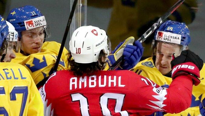 Pasaules hokeja čempionāts: 25. maija spēļu apskats