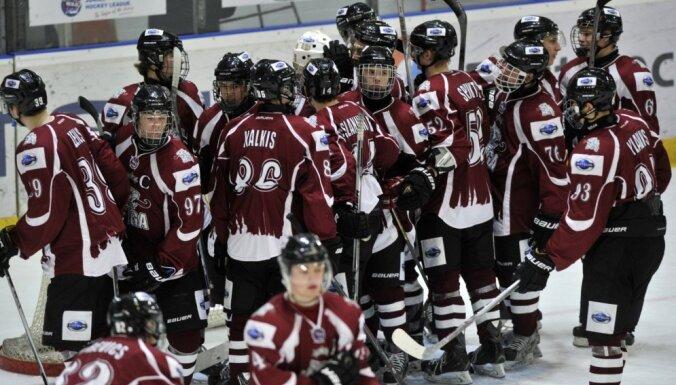 'Rīga' hokejistiem neizdodas pārspēt 'Atlanti' komandu