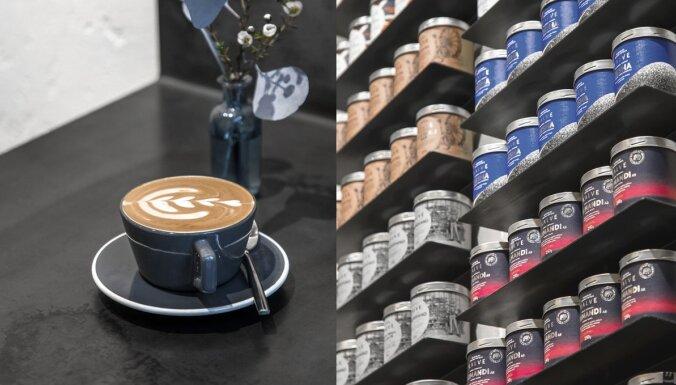 Kalve Coffee перенесла цех по обжарке кофе в Яунмарупе