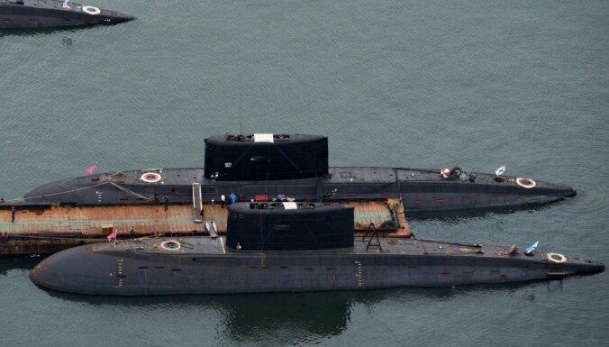 СМИ: у берегов Шотландии продолжают искать российскую подлодку