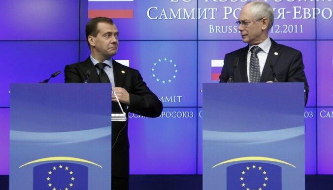 Медведев: Россию не интересует оценка выборов ЕП