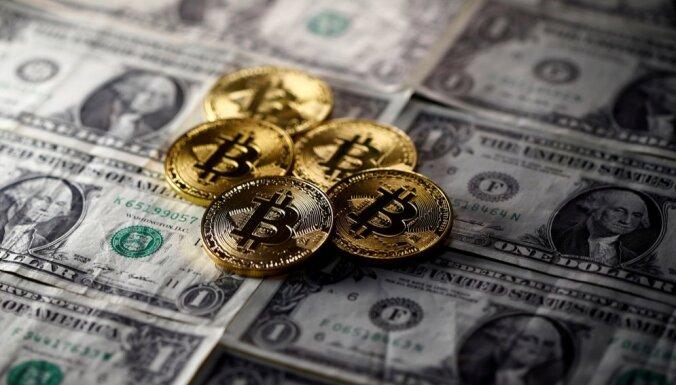 Bitkoinu tirdzniecība par reālu naudu
