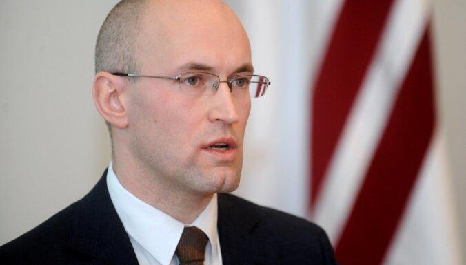Павлютс не поддерживает проект питьевой воды Rīgas ūdens