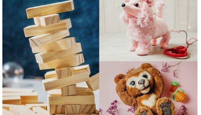 Ziemassvētku dāvanu tendences: pieaugušie steidz pirkt rotaļlietas ne tikai bērniem, bet arī sev