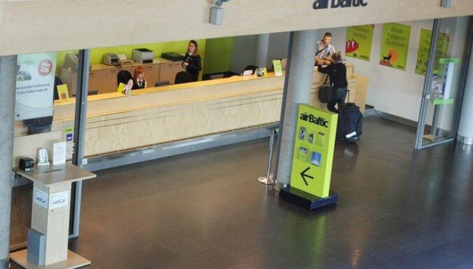 Latvijas aviobiļešu tirgotāji: pieprasījums pēc 'airBaltic' biļetēm sarūk