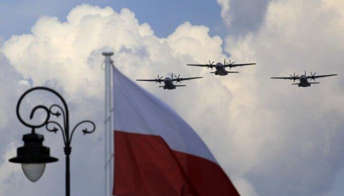 Kačiņskis: Polija vēlas ASV vai Eiropas kodollietussargu
