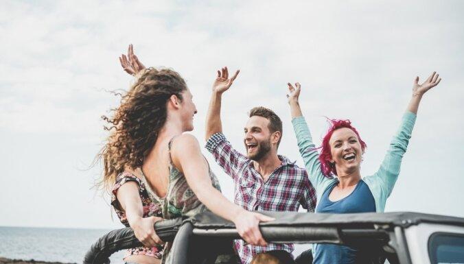 Jaunieši var pieteikties bezmaksas ceļojumam pa Eiropu