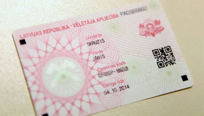 Bez pases dzīvo 60 000 balsotāju; tos aicina izņemt vēlētāju apliecību