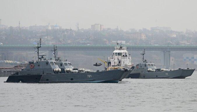 Россия закрыла часть Черного моря для иностранных кораблей