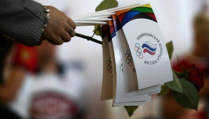 Опрос: 60% латвийцев поддержали лишение российских спортсменов олимпийских медалей