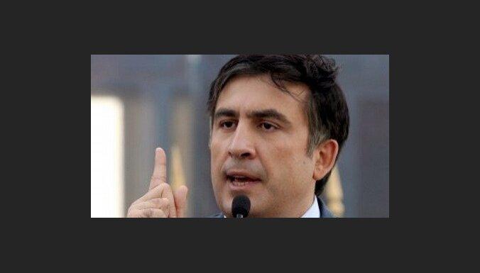 Саакашвили: нынешние завоеватели тоже вымрут