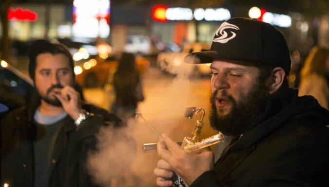 Kanādā no trešdienas lietot marihuānu ir pilnībā likumīgi