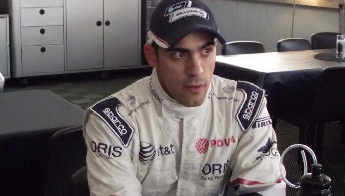 Pastors Maldonādo pārsteidzoši uzvar Spānijas GP izcīņā