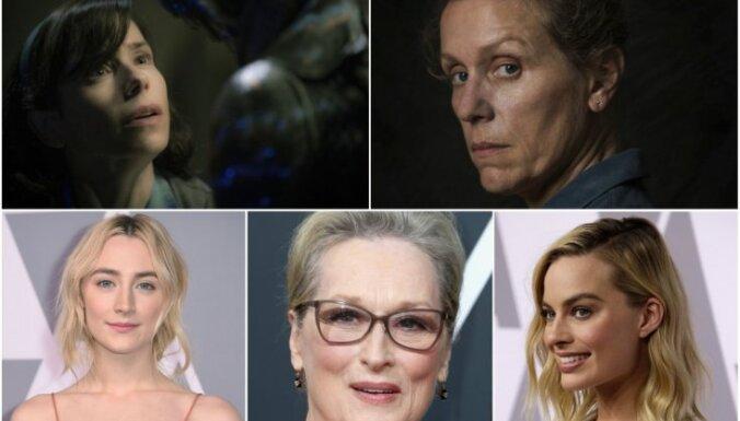 Sievietes ar 'krampi' un dzīves alkām: piecas labākās aktrises pērn