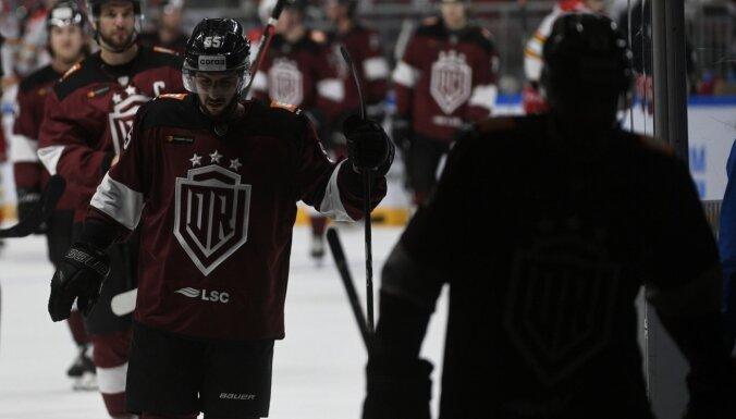 Rīgas 'Dinamo' uzsāks sezonas piekto izbraukuma spēļu sēriju