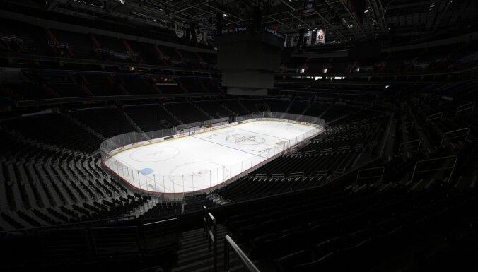 IIHF vilcinās atcelt pasaules čempionātu hokejā; Koziols uzskata, ka norise nav iespējama