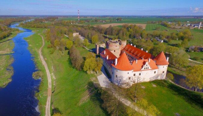 Сидим дома: Пять замков Латвии, в которых можно побывать на виртуальной экскурсии