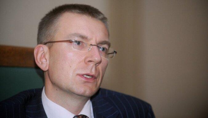 Rinkēvičs pārrunā attiecību attīstību ar Austrumu partnerības un Centrālāzijas valstīm
