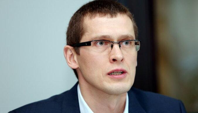 Юрашс отказался сложить мандат депутата Сейма
