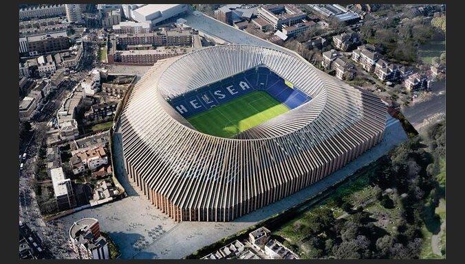 Chelsea new arena