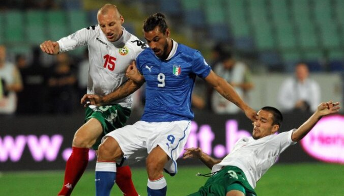 У футболистов Болгарии новый тарифный план на интернет — 300 евро