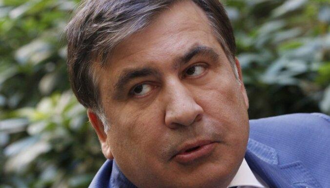 Грузия из-за назначения Саакашвили отзывает посла из Украины