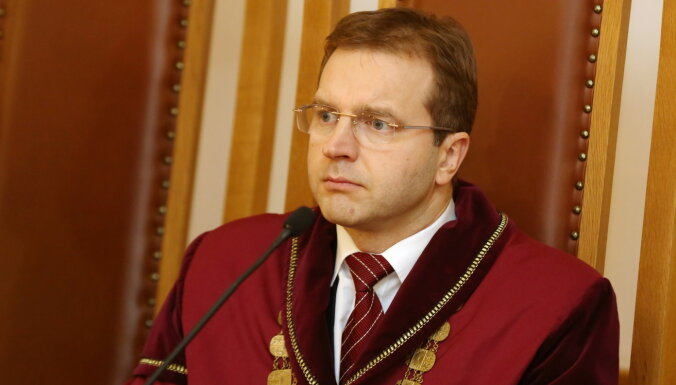 ST priekšsēdētājas vietnieka amatā ievēlēts Aldis Laviņš