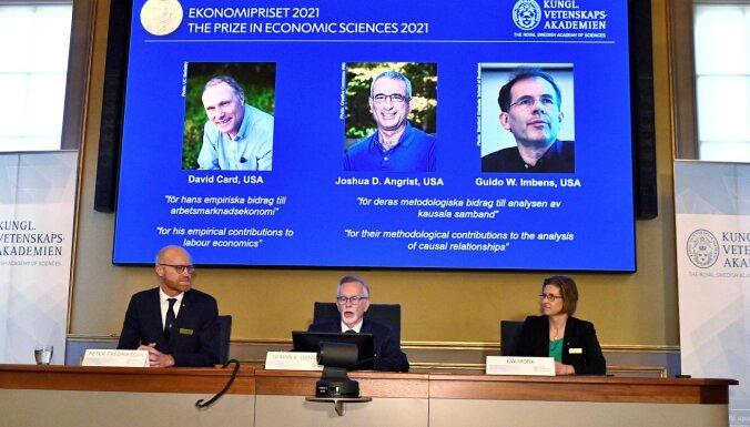 Нобелевская премия по экономике присуждена ученым из Канады и США