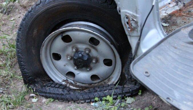 В ДТП на трассе А6 пострадали пять служащих оборонной сферы