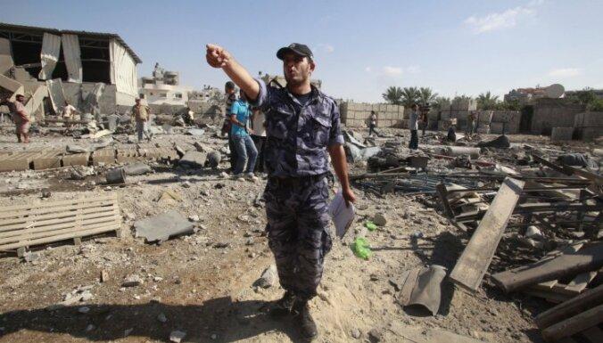 ХАМАС согласен прекратить ракетный обстрел Израиля