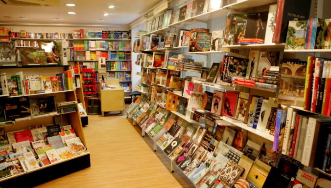 Grāmatu tirgotāja 'Jānis Roze' apgrozījums pērn samazinājies par 1,5 miljoniem eiro