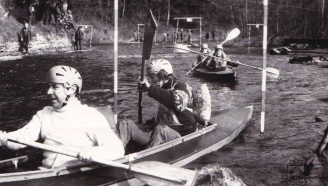 Ūdenstūrisma sacensībām 'Amata' – 55