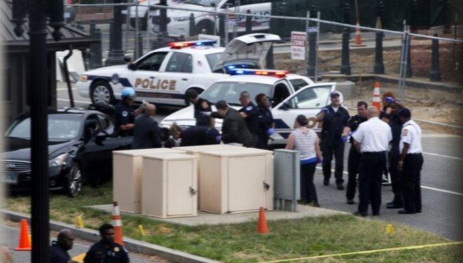 У здания Конгресса США ранены люди, стрелок задержан