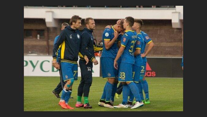 Kaspar Dubra miss penalty, BATE