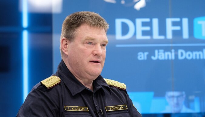 Policistu arodbiedrība Ģirģena retoriku uzskata par populistisku un Ķuža nomaiņai pamatu neredz