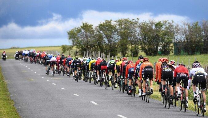 Liepiņš ceturtais 'Ronde Van Limburg'; Skujiņam 46. vieta velobraucienā 'Criterium du Dauphine'