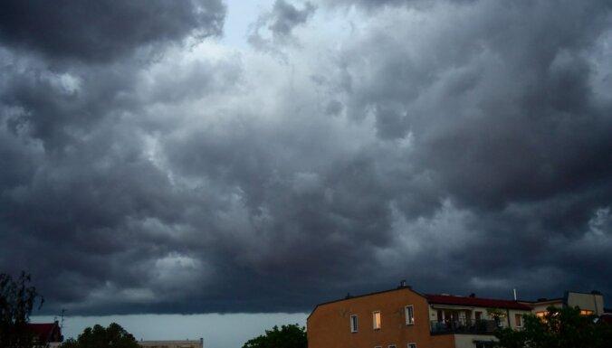 В воскресенье - прохладная погода и переменная облачность