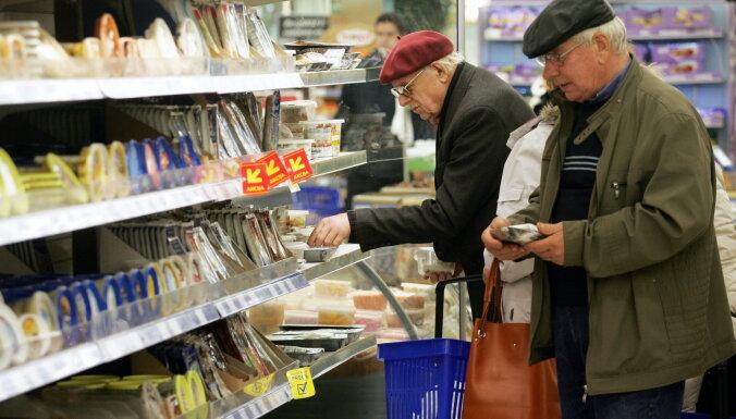 Потребительские цены в Латвии уменьшились: что подорожало и что подешевело?