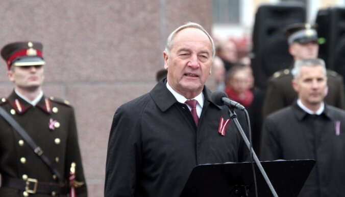 Улманис: Берзиньш не допускал ошибок, но его безжалостно критиковали