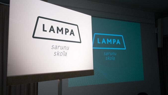 Ar ieskatu runas 'rīku kastē' sāksies sarunu skolas 'Lampa' rudens semestris
