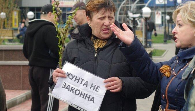 'Delfi' Berdjanskā: Azova sirds un patriektais 'krievu pavasaris'