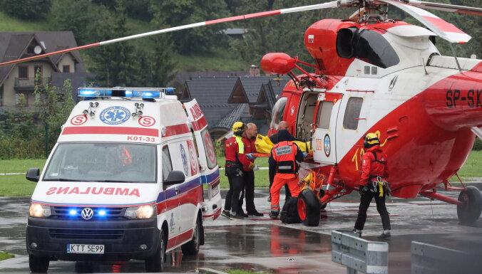 Трагедия в Татрах: четыре туриста погибли и десятки пострадали в горах от ударов молнии
