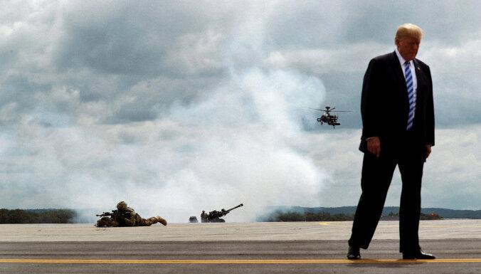 Tramps aptur miera sarunas ar talibiem