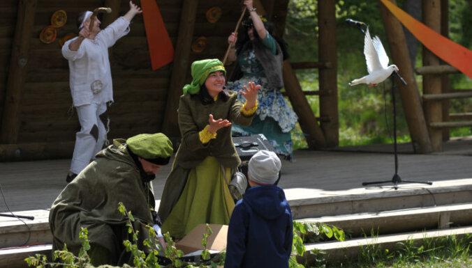 Aicina uz sezonas atklāšanas svētkiem dabas parkā Tērvetē