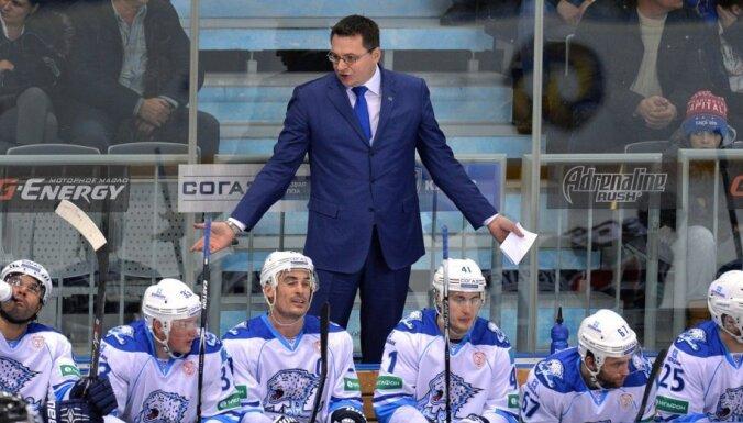 Уволенный из СКА Назаров вернулся на прежнее место работы